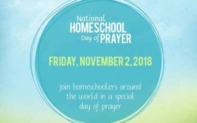 National Homeschool Day of Prayer