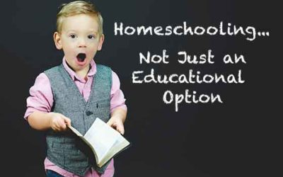 Not Just an Educational Option by Dorothy Karman